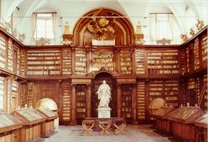 Casanatense Library, Rome, Italy